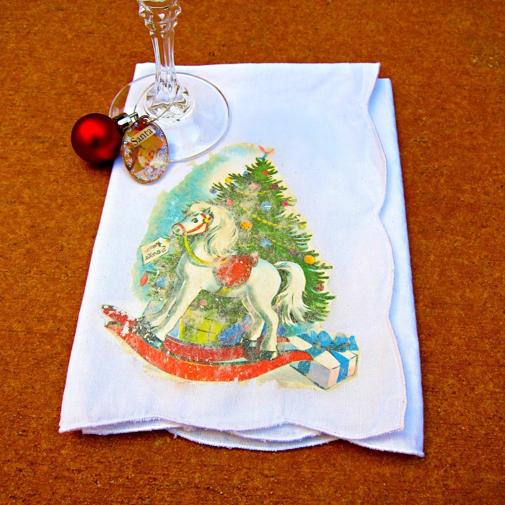 holiday-napkin-mod-podge