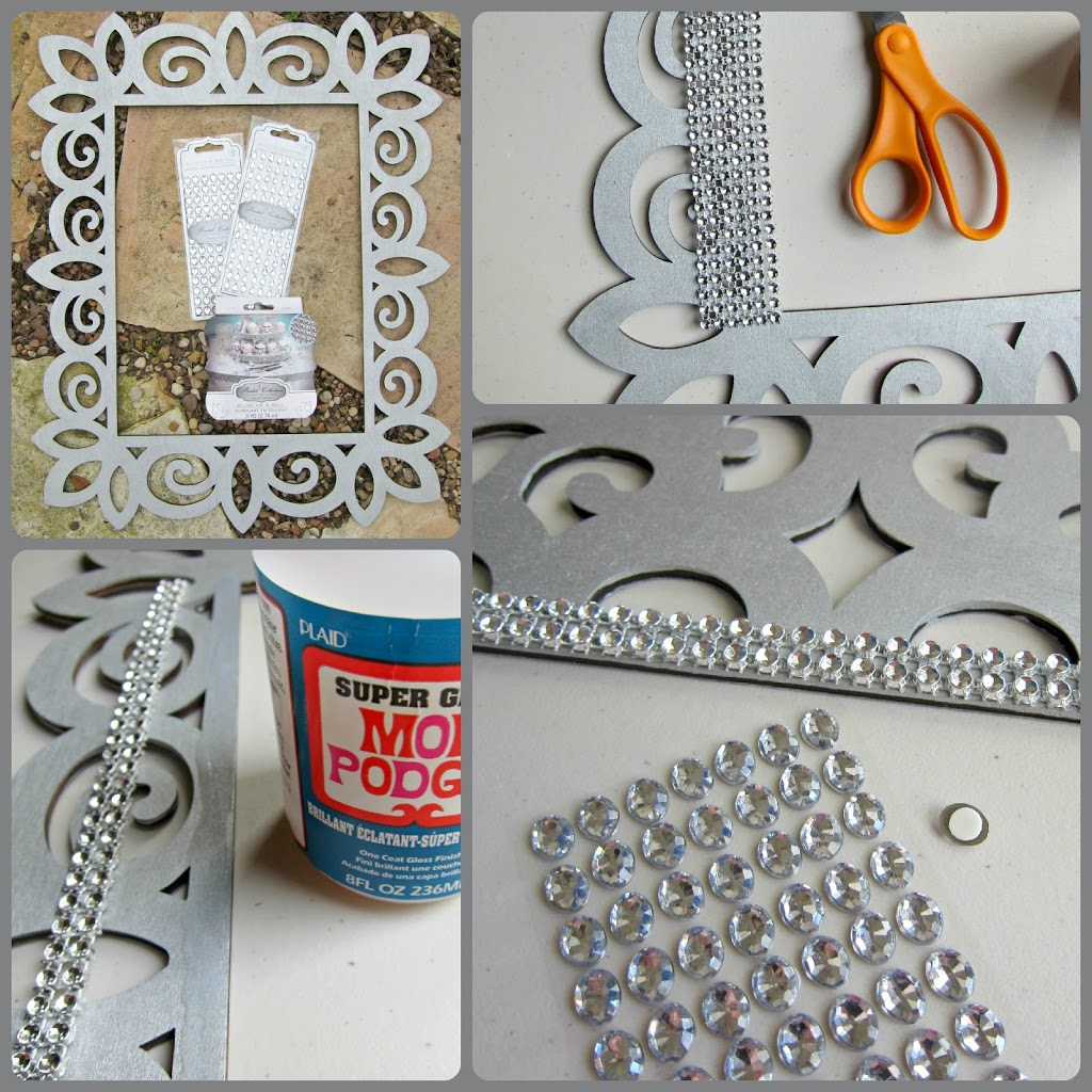 DIY Wedding Booth Props Frames Morena s Corner