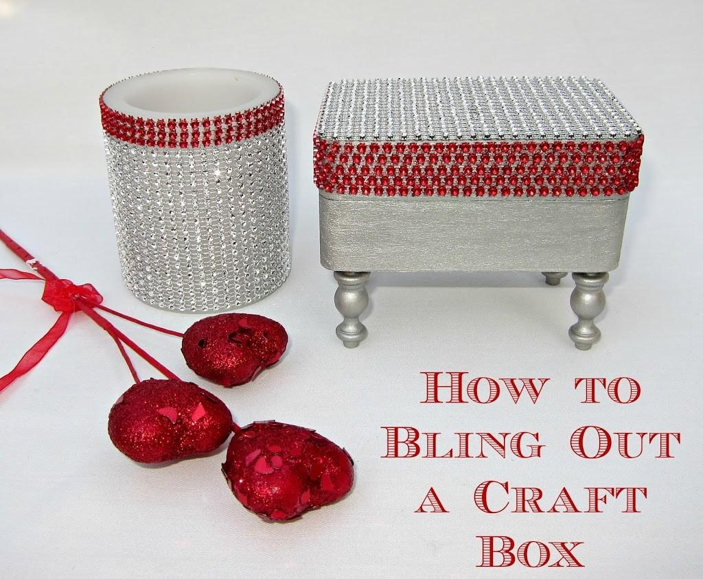 Arts and craft box - Arts And Craft Box 56
