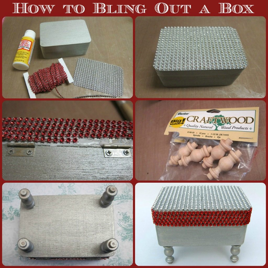 Make Your Own Jewelry Box Morena S Corner