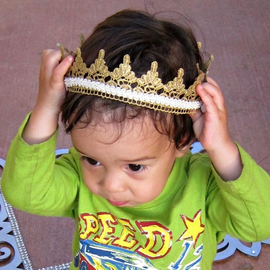DIY-Crown