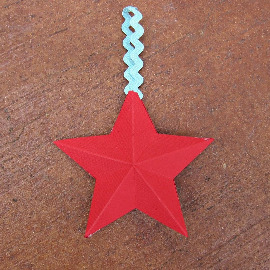 3D-Paper-Star