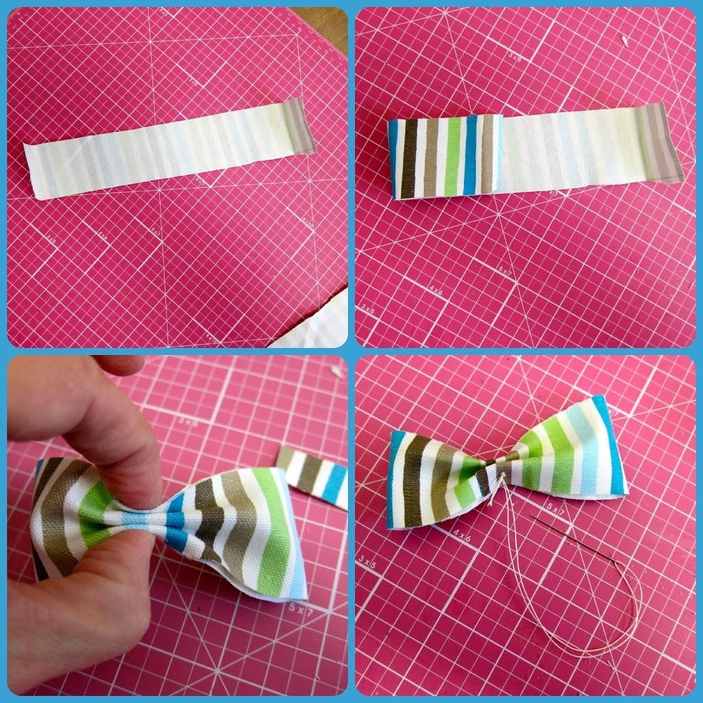 Fabric strip flip flops