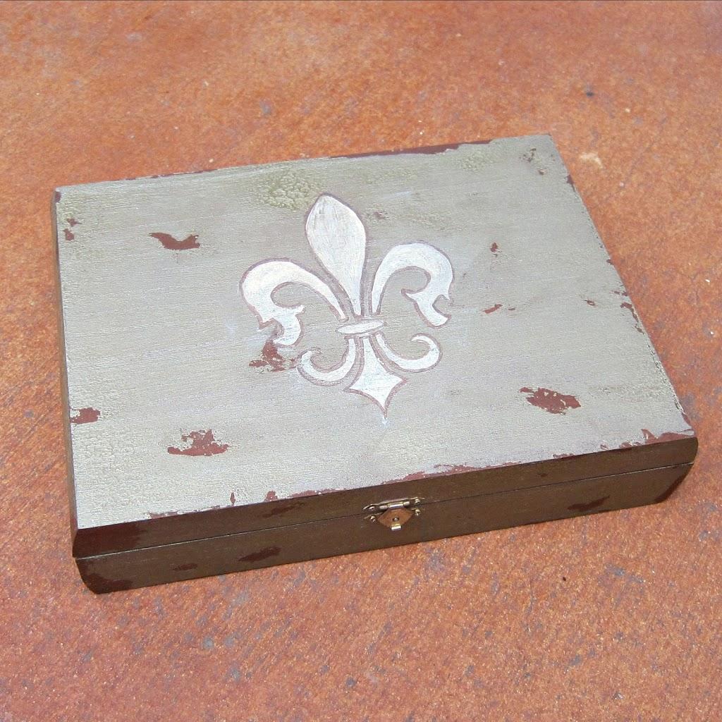 Antique-Jewelry-Box