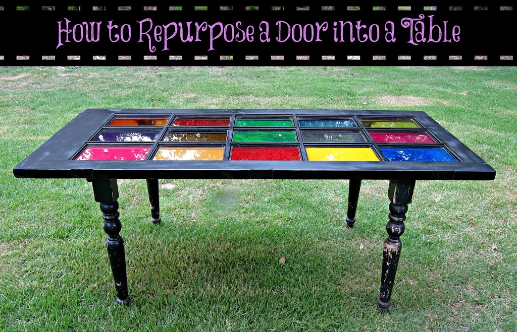 Repurposed-Door