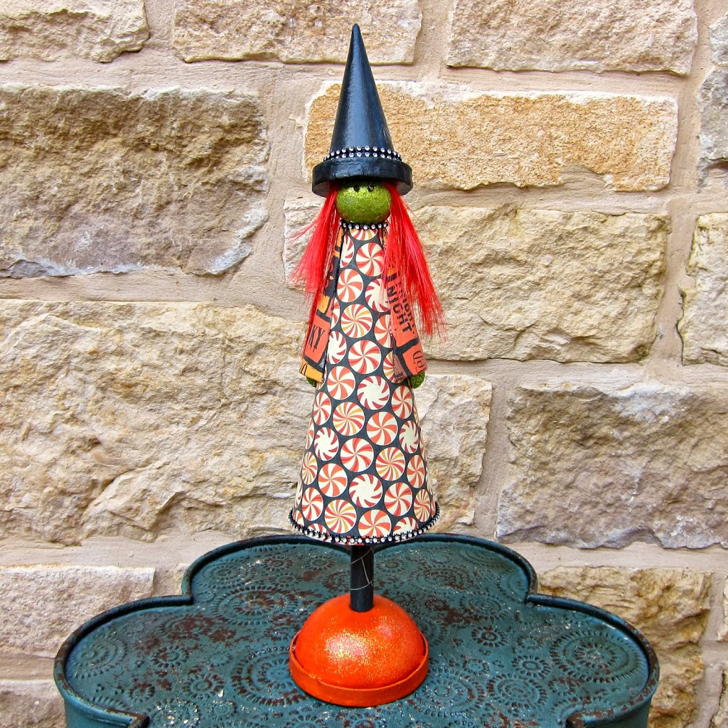 DIy-Halloween-Witch
