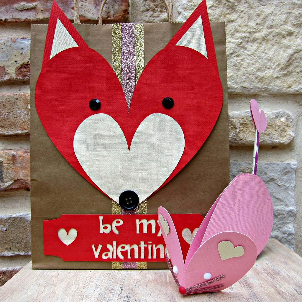pinterest valentine craft ideas how to make animal themed valentines with american crafts 5203