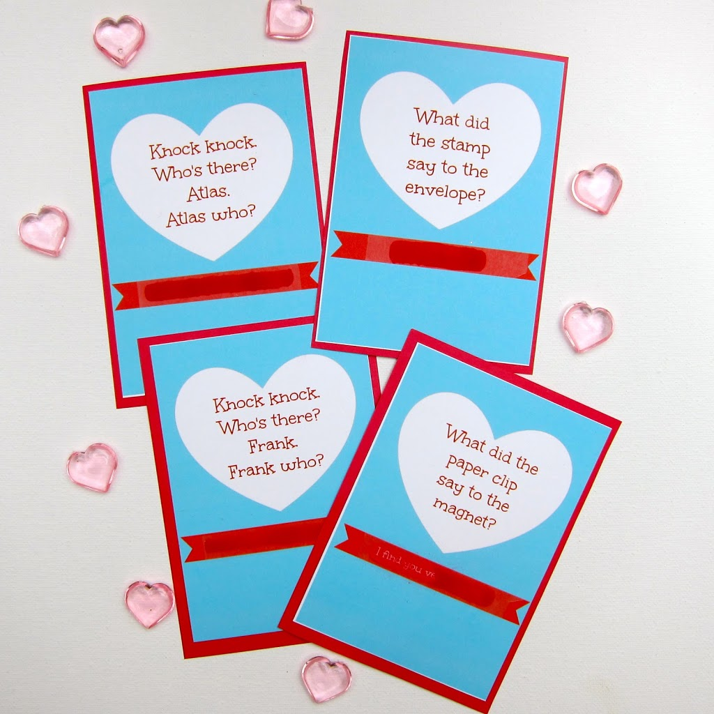 DIY Scratch Off Valentine Cards - Morena's Corner