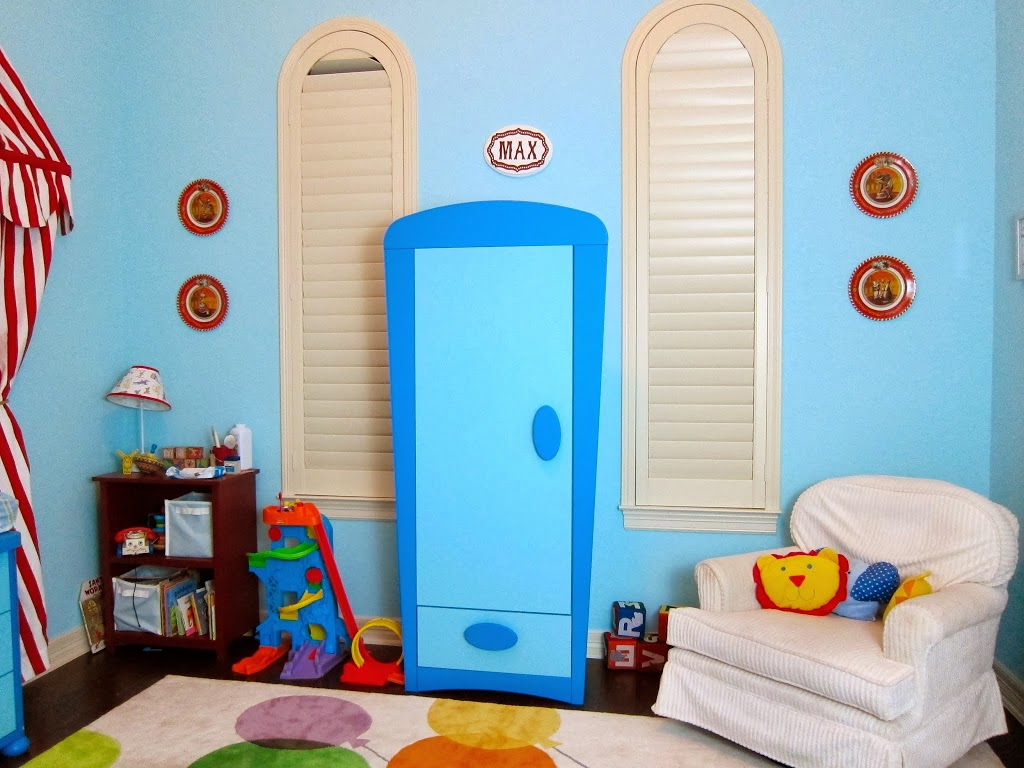 Nursery Toddler Room Reveal Circus Themed Child S Room