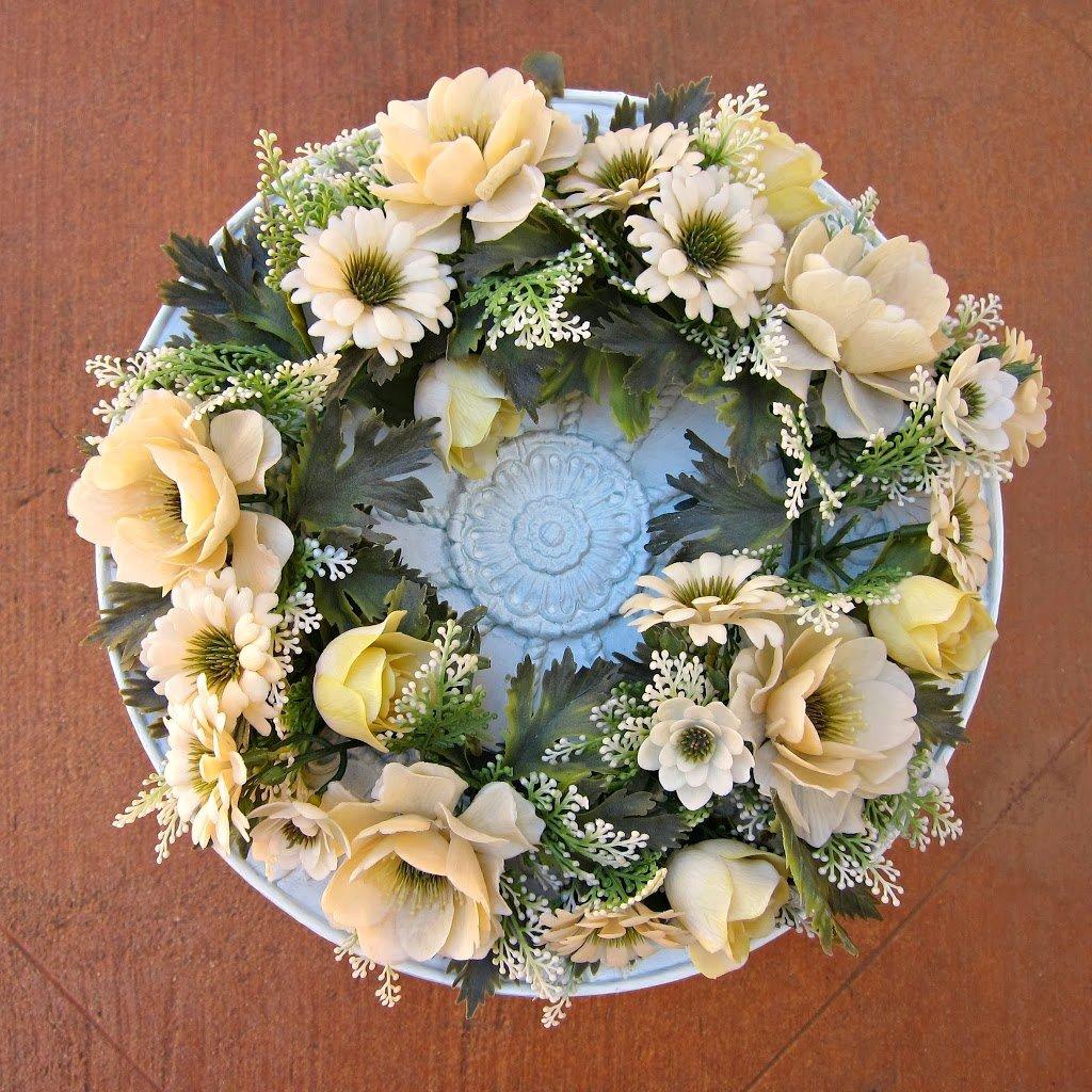 How To Make Your Own Wedding Centerpiece Morenas Corner