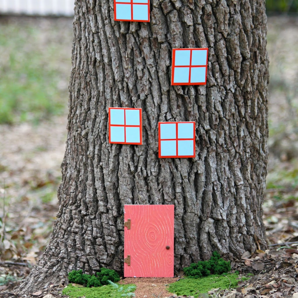 Learn how to make a colorful gnome tree house to decorate your garden with.  Why should fairies have all the fun?