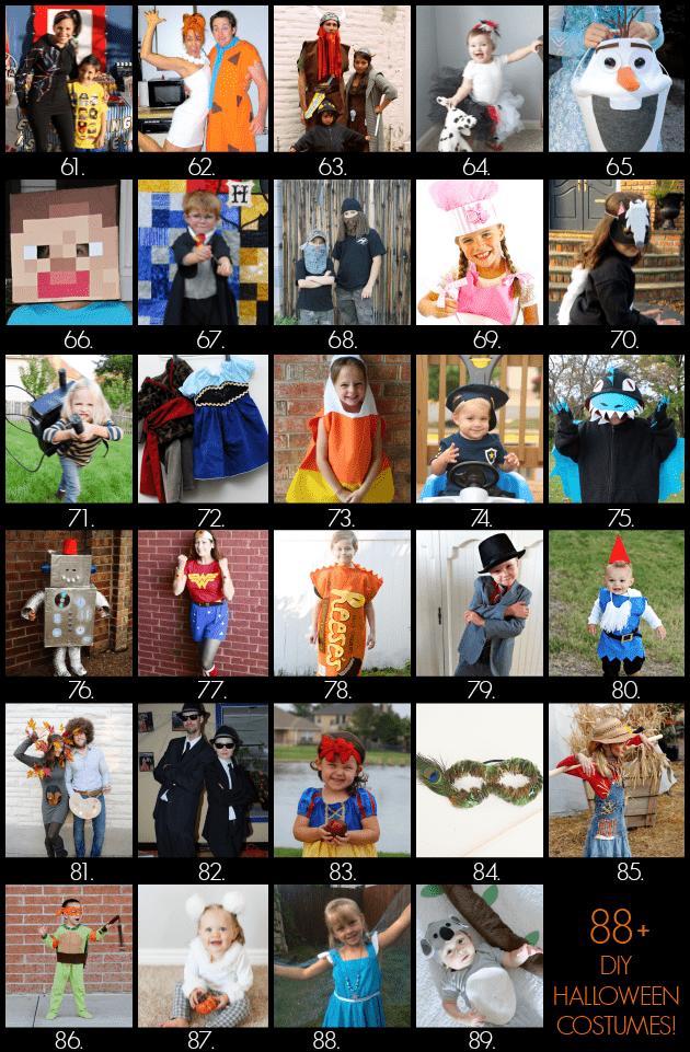 88+ Handmade Halloween costumes at ReallyAwesomeCostumes.com