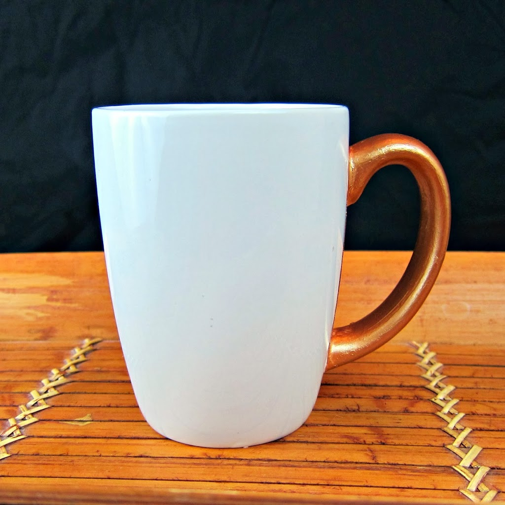 Make your own starbucks inspired coffee mug morena 39 s corner for Coffee mug craft kit