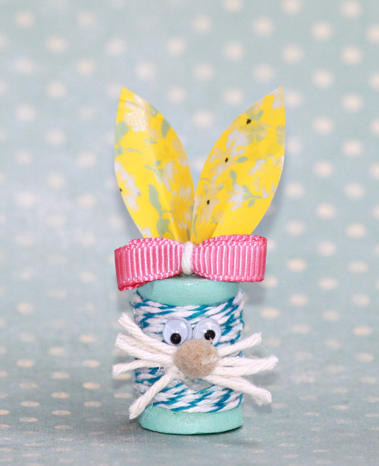 spool bunny