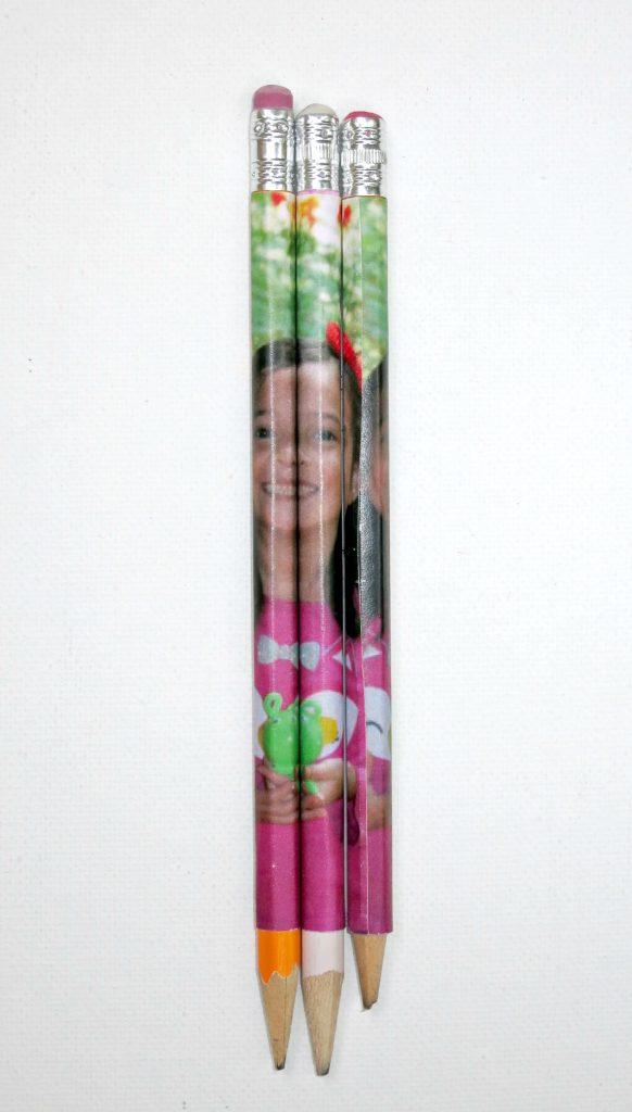 DIY custom pencils