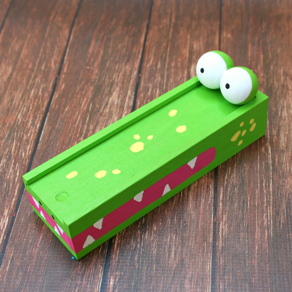 pencil box DIY