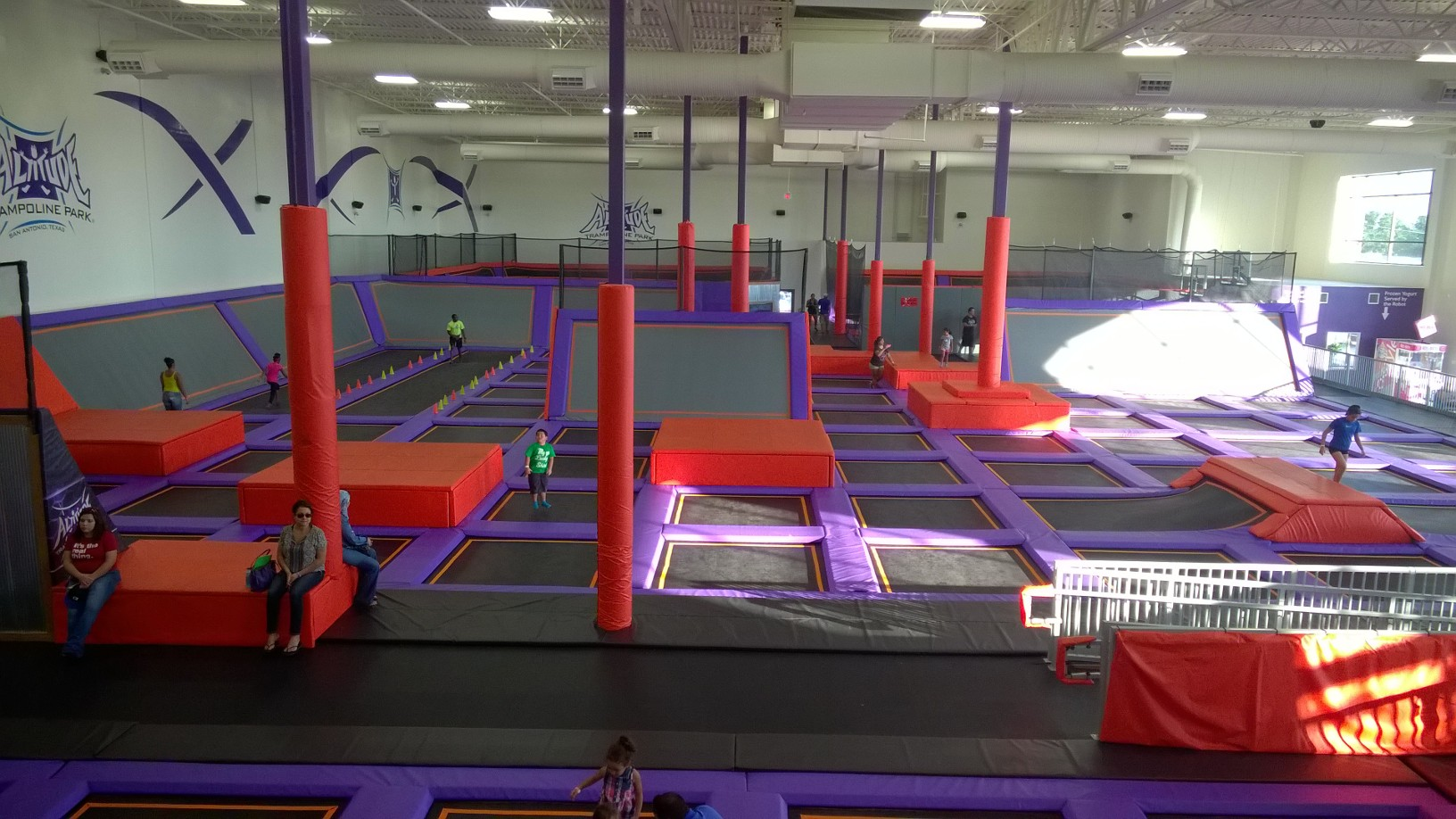 Altitude Trampoline Park A Review By Dominic Morena S Corner