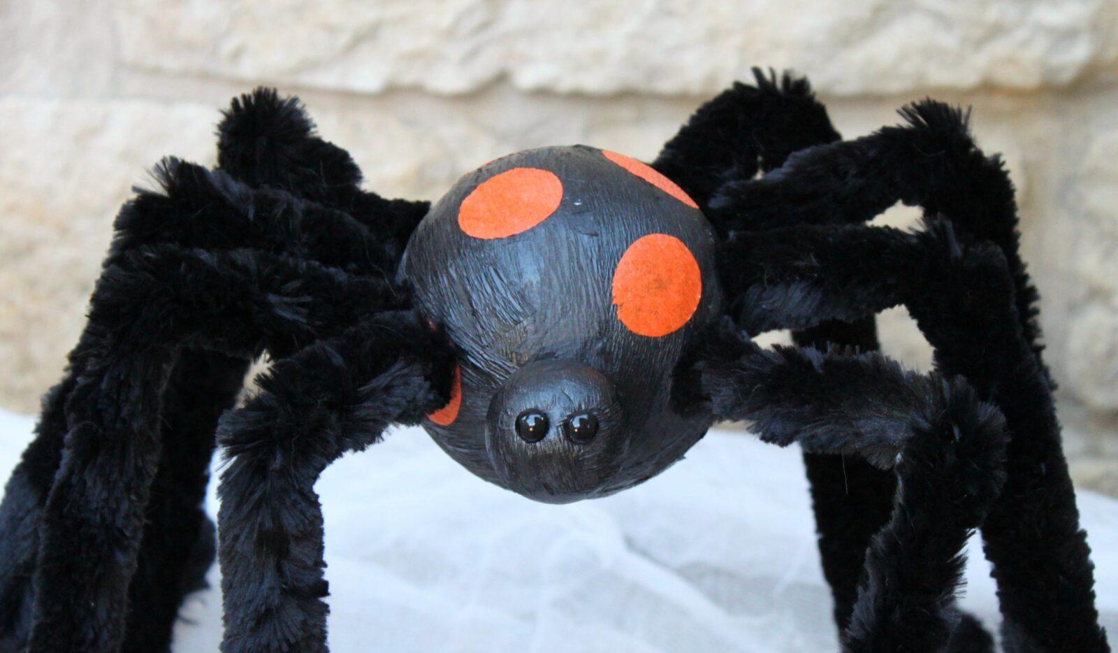 Giant Spider Diy Morena S Corner