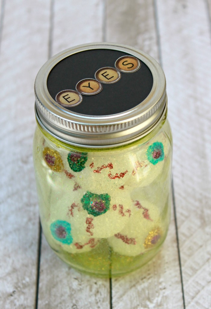 eyeball jar