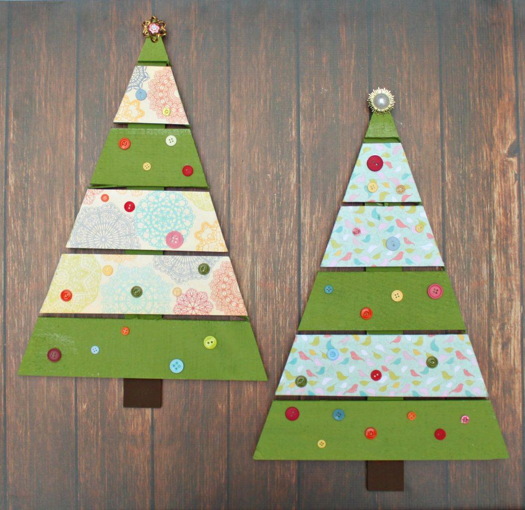 Diy Pallet Christmas Tree Decor Morena S Corner
