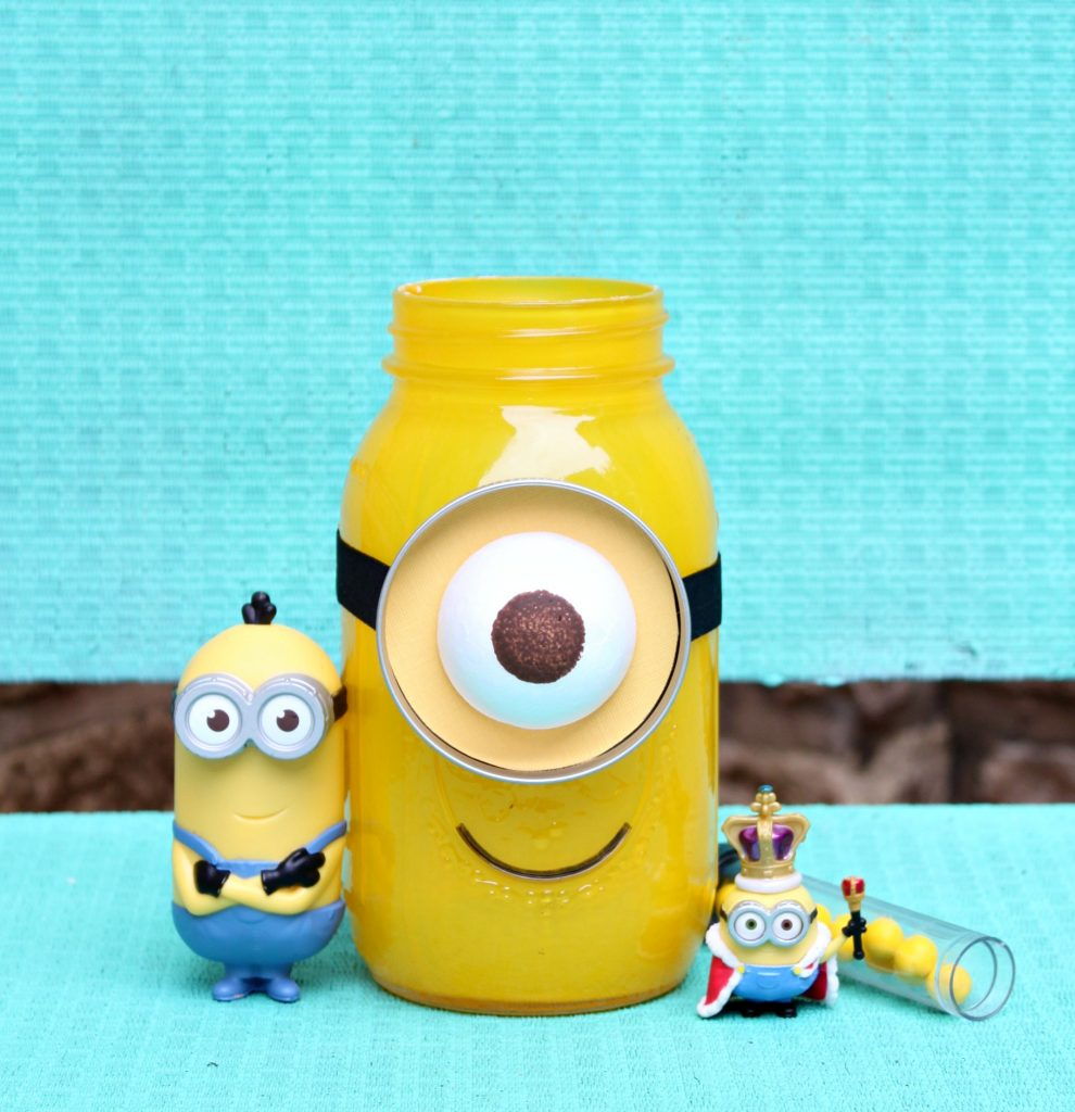Gifts In A Jar Diy Projects Craft Ideas How To S For: DIY Minion Mason Jar Gift