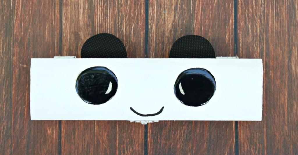panda pencil box