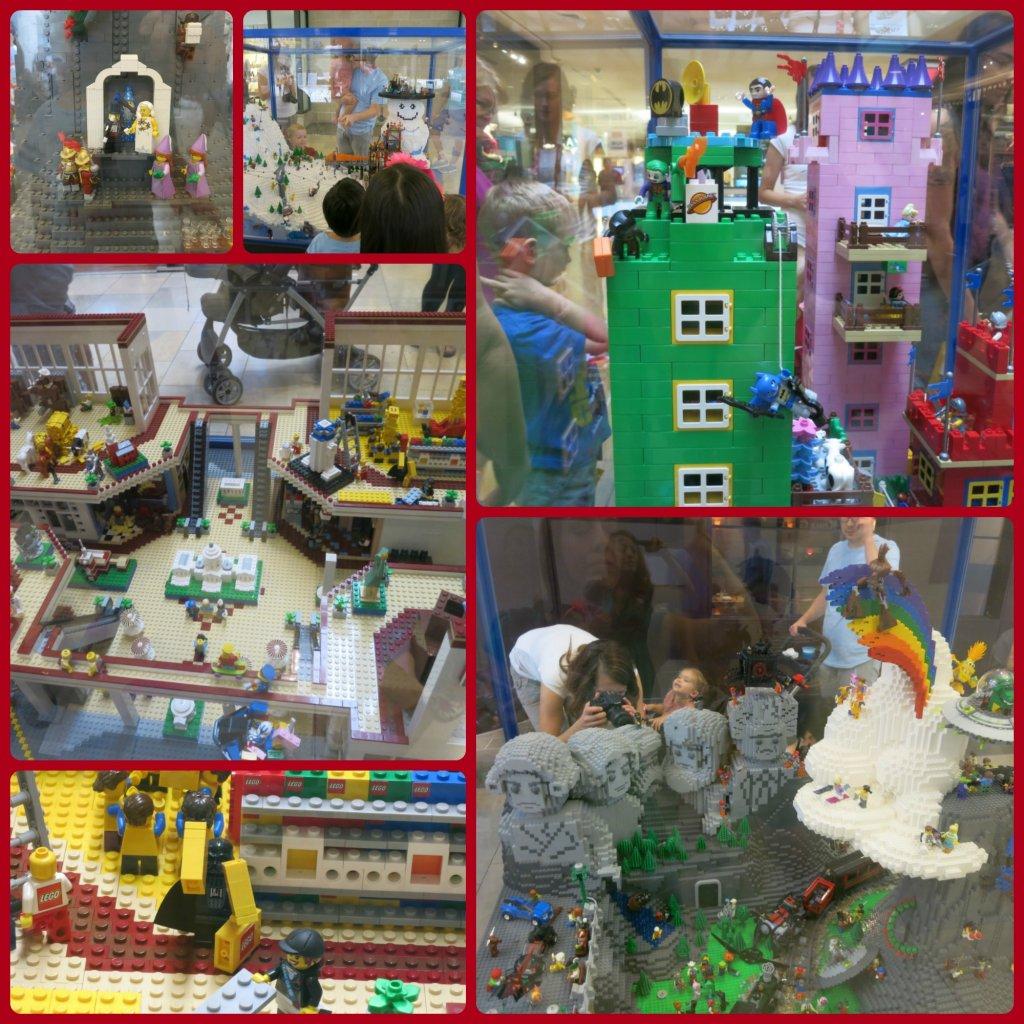mini exhibits