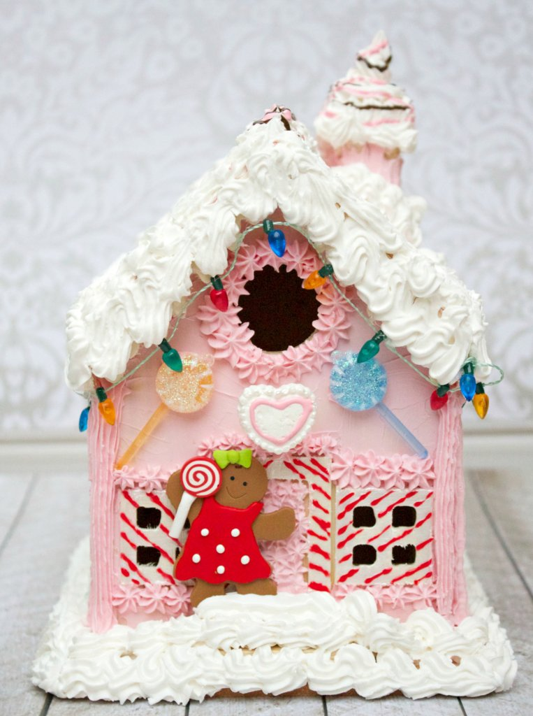 faux-candy-house