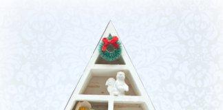 Make forest themed woodland Christmas Decor