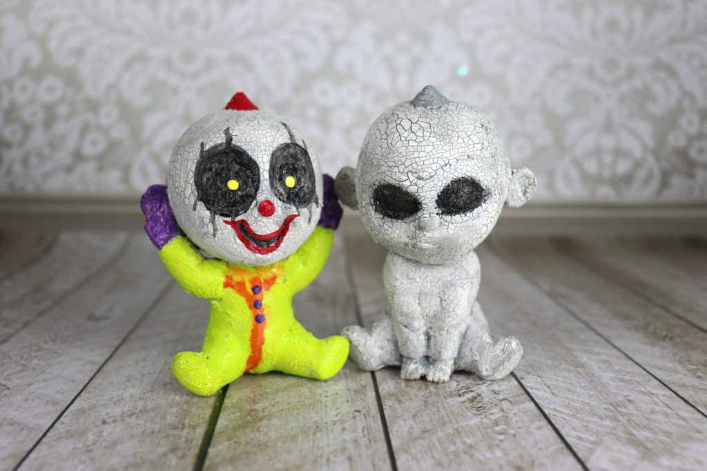 Creepy Baby Jack Jack: Happy Meal Toy Makeover