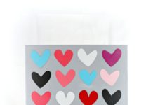 heart wall art DIY tutorial