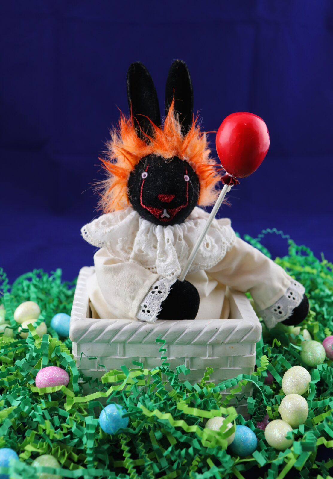 Pennywise Easter Bunny Thrift Store Flip Morena S Corner